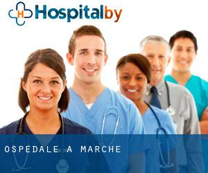 ospedale a Marche