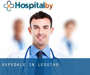 Ospedale in Lesotho